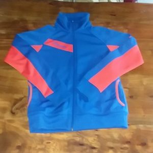 Ladies Florida Gators Columbia warm up jacket